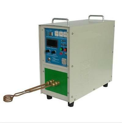New 15KW 30~80KHz High Frequency Induction Heater Furnace