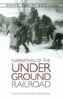 Slave Narratives of the Underground Railroad by Dover Publications Inc....