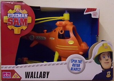 Fireman Sam ~ Rescue Helicopter Vehicle