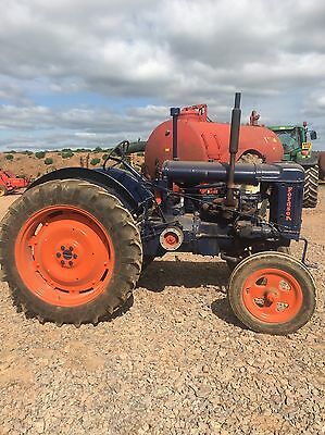 Fordson E27n Major Tractor 1947 Vintage Classic Tractor