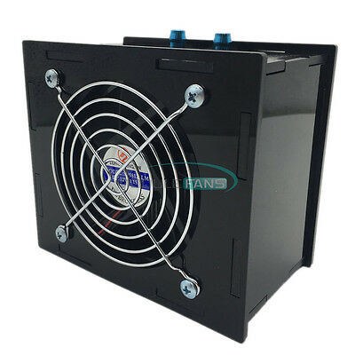 70W Aquarium Thermostat Chiller Temperature Control Case NO Cooler