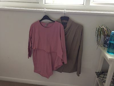 Nursing Bundle Tops X 2 Size 10