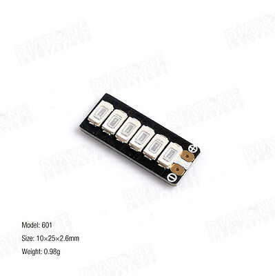 Flash-Bang 5730 LED Board 601 - Rot