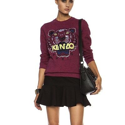 Authentique sweat pull Tiger Kenzo femme Taille S