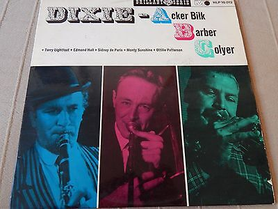 Dixie - MR. ACKER BILK / KEN COLYER / CHRIS BARBER