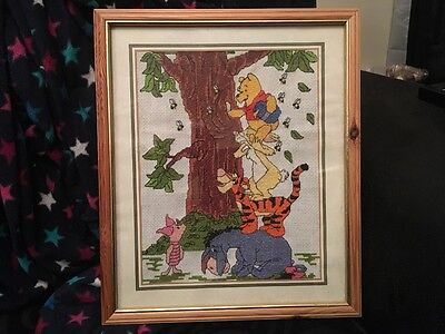 Classic Winnie The Pooh framed Pictures