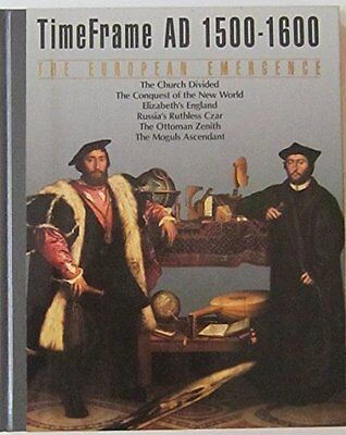 TIME-LIFE BOOKS EDITORS - The European Emergence: Time Frame AD ** Brand New **