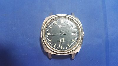 Vintage Seiko 7005-8050 Automatic 17 jewels Men's Watch for parts