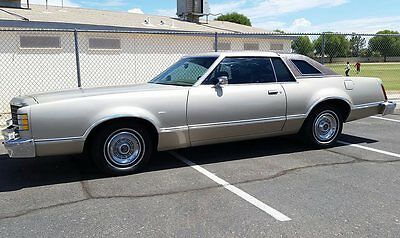 1978 Ford LTD II V8 Coupe Rust Free 74k Miles Ford LTD Coupe 302 5.0L Automatic