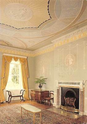 Ardress House, Co Armagh, The Drawing Room with Plasterwork