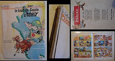 GOSCINNY UDERZO ASTERIX LE TOUR DE GAULE 1965 TYPE 5 A ou 5B COLLECTION PILOTE