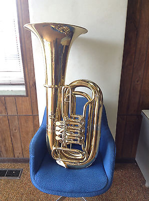 Sanders Conservatory BBb Tuba, New