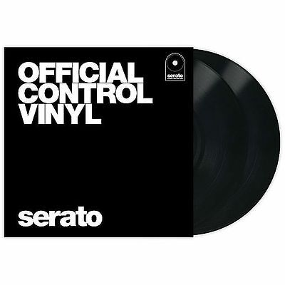 Serato Performance Series 12 Inch Control Vinyl (black, pair)