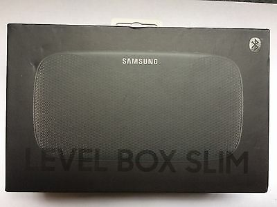 Samsung Level Box Slim Eo-Sg930 Speaker Bluetooth Rechargeable Portable New