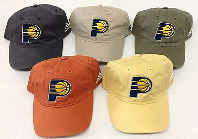 8b817b50 NBA INDIANA PACERS Adidas Snap Back Cap Hat Beanie Style #VS81Z NEW ...