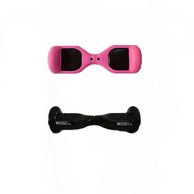 Easy People Pink Hoover Skin Silicone Case + Black Hoover board