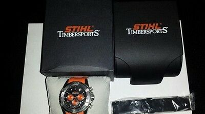Montre STIHL TIMBERSPORT 2017
