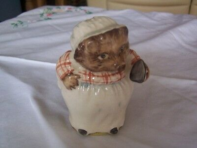 Beswick Beatrix Potter Mrs Tiggywinkle figure