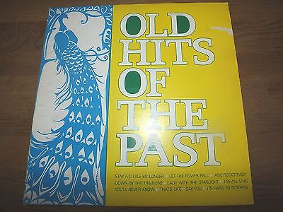 Various  – Old Hits Of The Past  Vinyl LP  High Note                        209