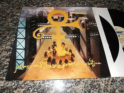 "PRINCE AND THE NEW POWER GENERATION "" Love Symbol"" 2 LP"
