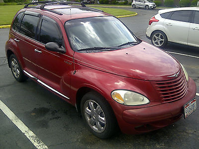 2003 Chrysler PT Cruiser LIMITED chrysler pt cruiser 2003 limited 2.4l