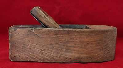 Antique Carpenter's Wood Hand Plane - Wilson Hawksworth & Moss