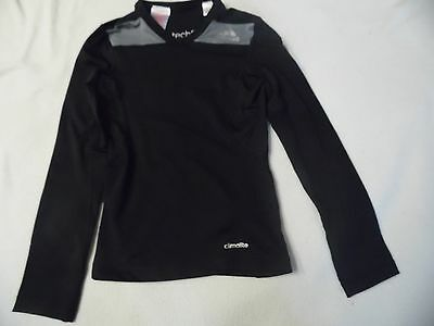 Adidas Techfit Boys Compression Long Sleeved Climalite Top 7-8Yrs