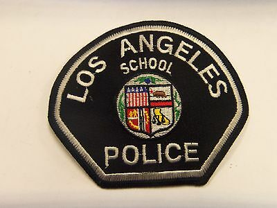 Los Angeles Unified School District Police Department Patch California Ca