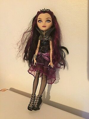 Ever after High First Wave Raven Queen Doll