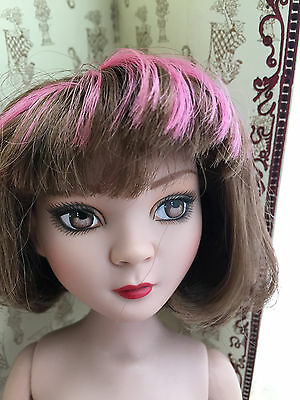 Ellowyne Wilde Moody ESPecially Prudence, nude DOLL only - Tonner doll - CUTE!
