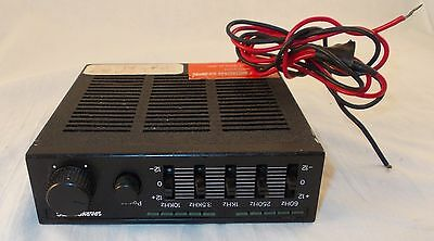 Sparkomatic GE-50 Graphic Equalizer Booster