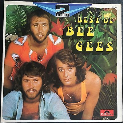 "BEST OF THE BEE GEES   12"" vinyl DOUBLE album, gatefold sleeve"