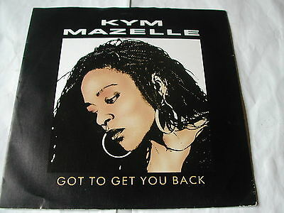 Kym Mazelle - Got To Get You Back - Syncopate - 7""