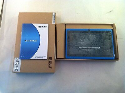 "iRULU eXpro Model x7  - 7"" Blue Tablet - 8GB Android (No Charger)"