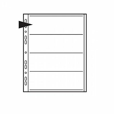 Kenro Negative File Pages 120 Clear Acetate 25 Pack KNF10
