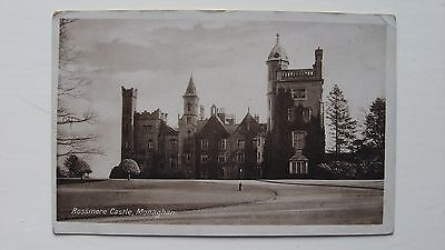 Old postcard Rossmore Castle, Monaghan publisher Jenkins W R & S reliable series