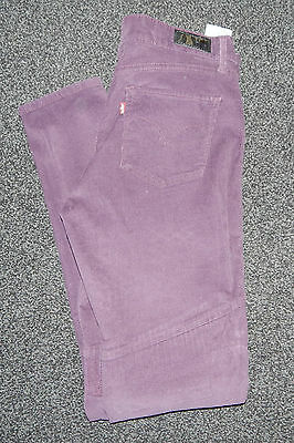 Womens Levi Courd Jeans Size 10/12