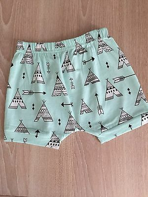 Unique Toddler Baby Girls Bottoms Shorts Summer Bloomers Hot Pants Shorts 6-12m