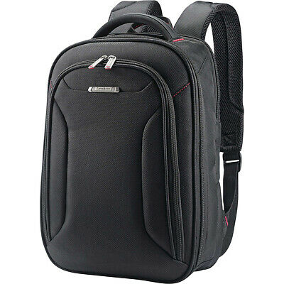 Samsonite Xenon 3 Mini Backpack - Black Business & Laptop Backpack NEW