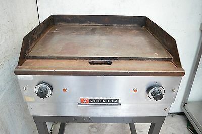 Garland Griddle Commercial Catering Double 2 Burner Electric Hotplate on Stand