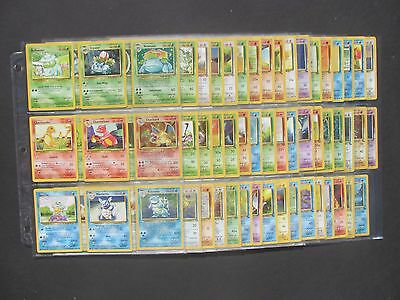 Pokemon COMPLETE ORIGINAL 151/150 - 45 HOLOS - CHARIZARD - Base Jungle Fossil