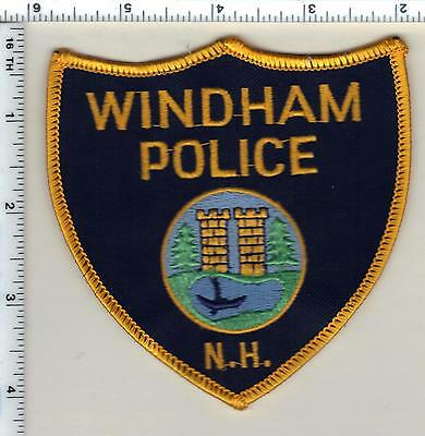 Windham Police (New Hampshire)  Shoulder Patch  - new from 1992