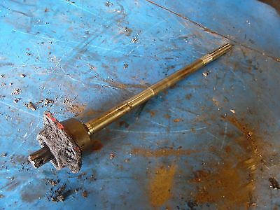 """1949 Ford 8N tractor 1-3/8"""" pto shaft"""