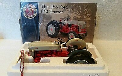 Ertl Precision Series #8 Ford 640 Tractor 1/16 Scale