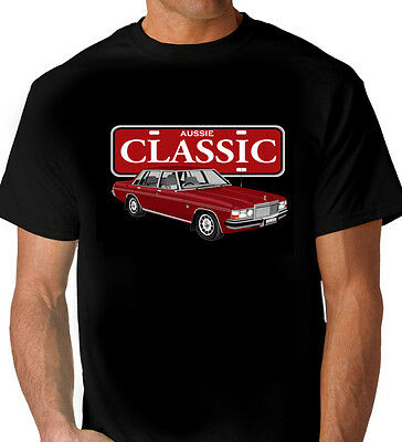 Holden  Wb   Statesman   Black   Tshirt       Men's  Ladies   Kid's  Sizes
