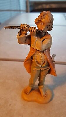 fontanini 5 inch 117 boy with flute