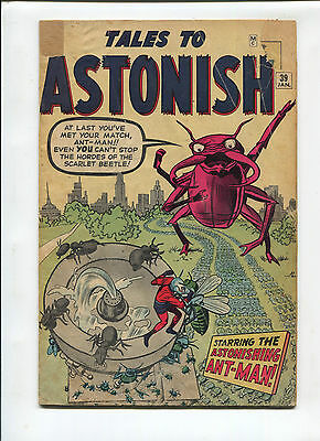 Tales to Astonish  #39  Good  Silver Age Comic  1960's