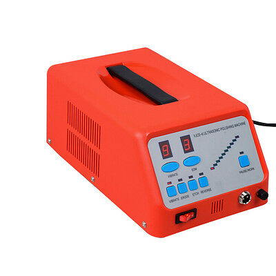 EFLE 110V YJCS-6 Multi-function Ultrasonic Mould Polisher Polishing Machine Red