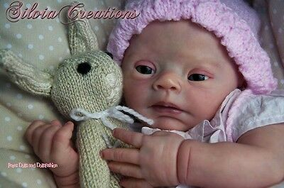 Pebbles Downs vinyl doll kit sculpted by Lilianne Breedveld  NOT A REBORN BABY