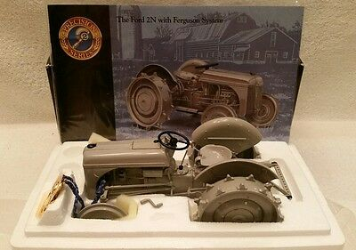 Ertl Precision Series #2 Ford 2n Tractor 1/16 Scale